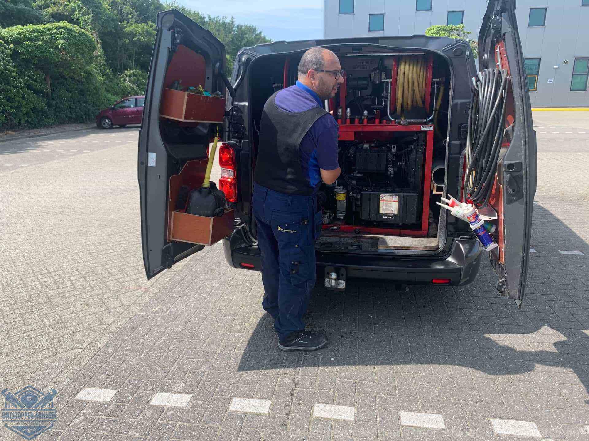Loodgieter Arnhem Ontstopping